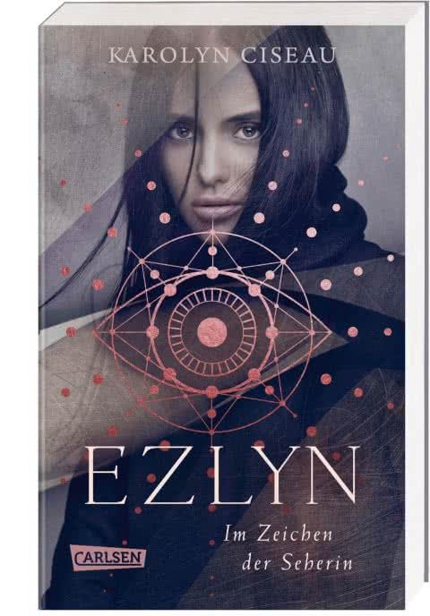 """""""Ezlyn"""" von Karolyn Ciseau"""